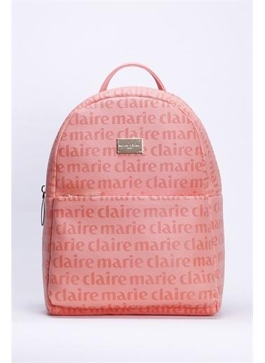 Marie Claire Sırt Çantası Mercan